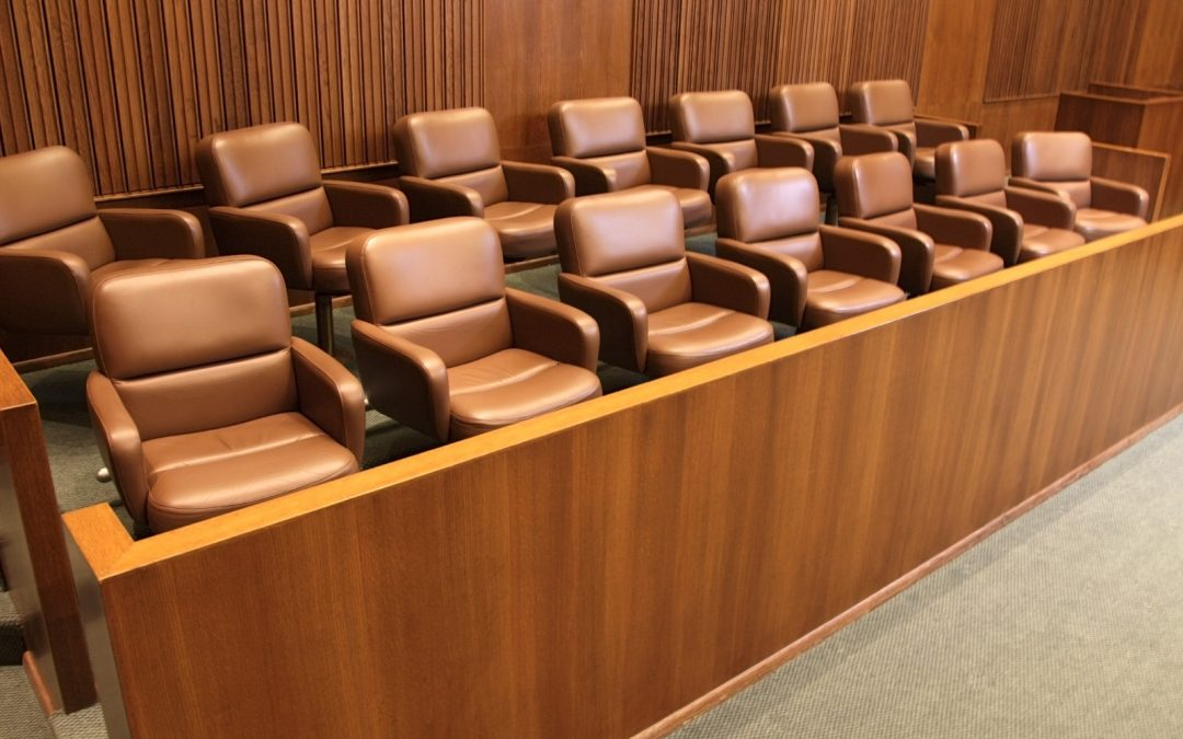7 Stages To A Criminal Trial